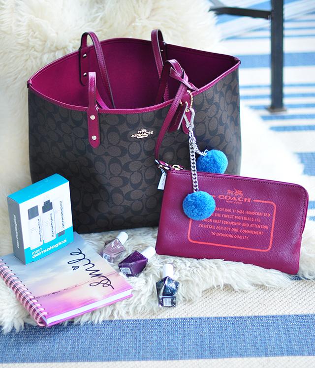 Love Maegan Giveaway_Coach Tote bag_August