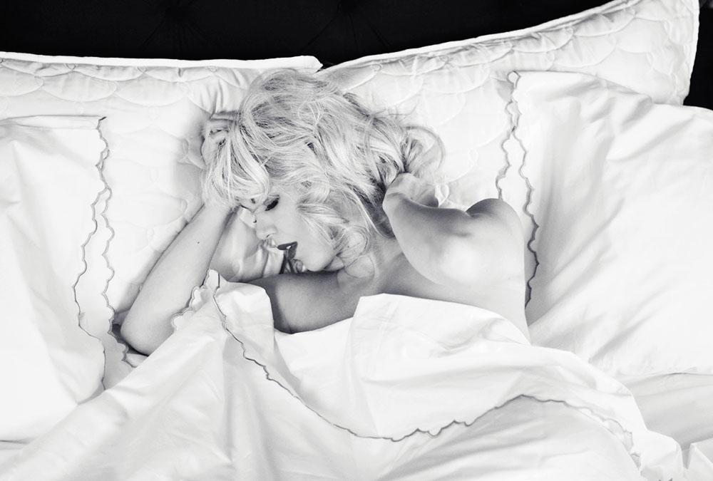 Marilyn bed photos by Maegan Tintari