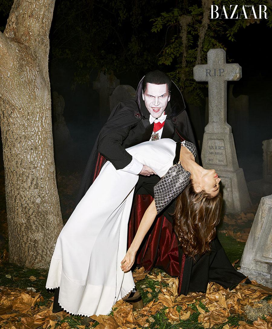 Miranda Kerr_Halloween_October_Bazaar-2