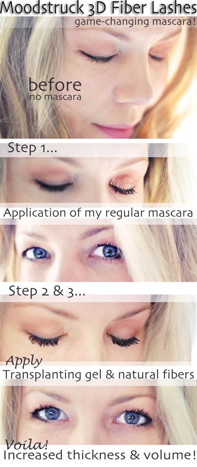 Moodstruck 3d Fiber Mascara Review 1
