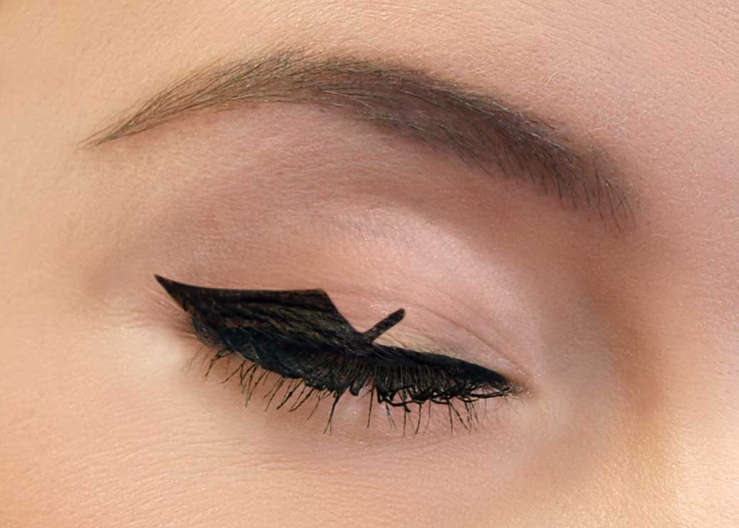 Graphic Party EyeLiner Tutorial by Ciate London