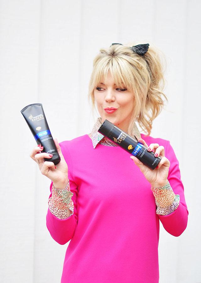 Pop look-hair and makeup tutorial-5