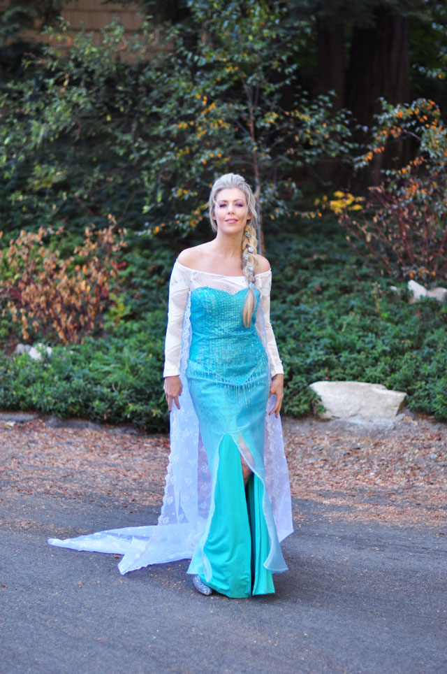 Queen Elsa of Arendelle -Disney Snow Queen