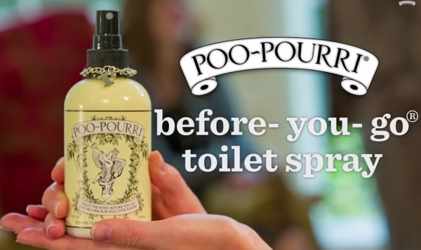 Poo-Pourri // The Before You Go Toilet Spray // Essential Oils