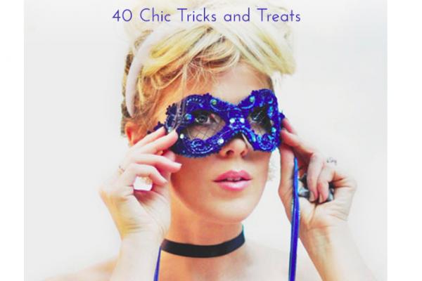 Haute Halloween Glam Style App
