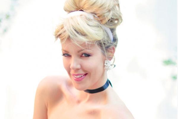 Cinderella costume + Makeup and Hair Tutorials