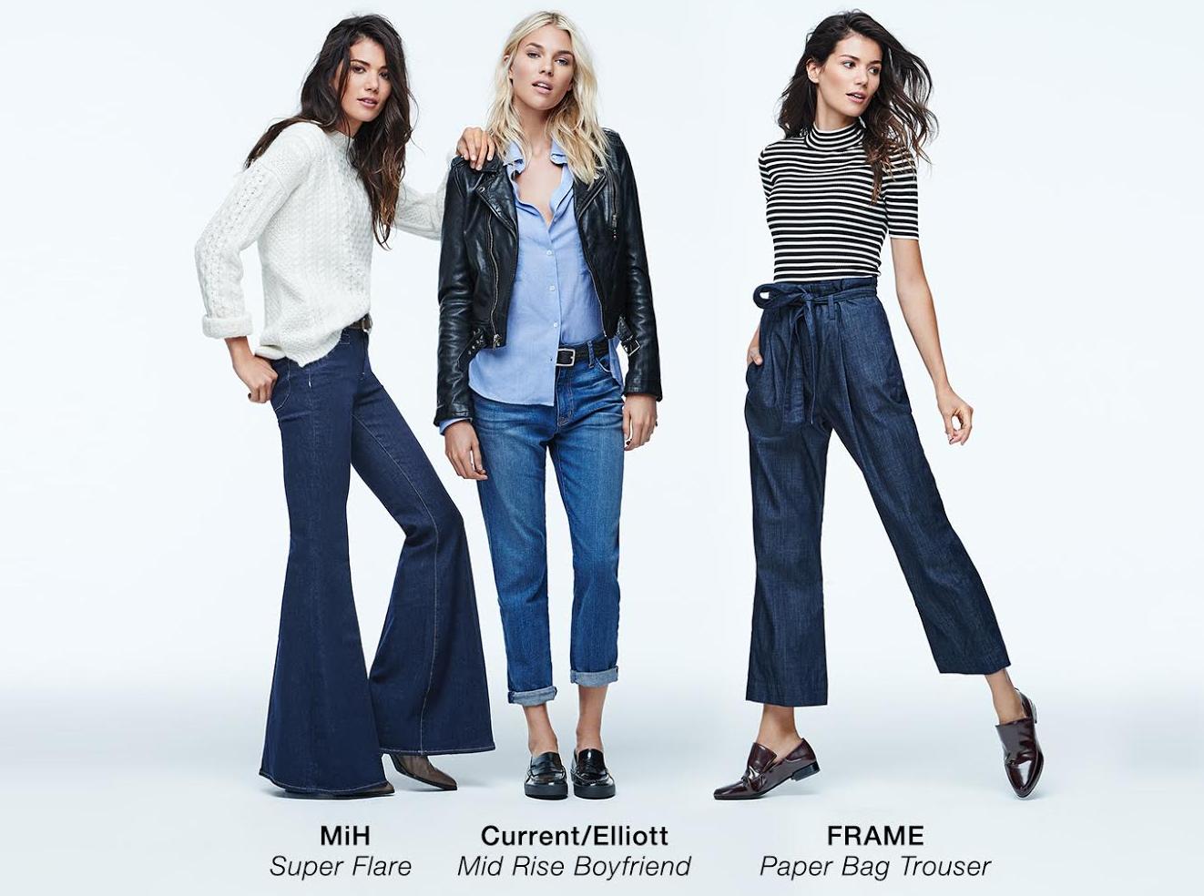 The Best Denim & Jeans