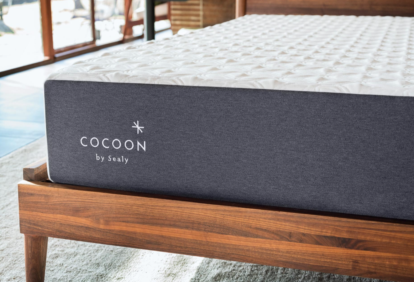 A Happy Place For Mom Cocoon By Sealy Mattress In A Box