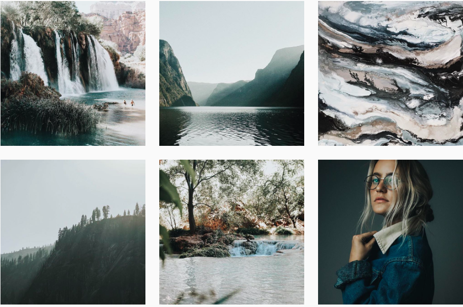 Instagram Photographer Nikelle Lovass