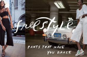 Free People S/S 2017 // Pants That Make You Dance