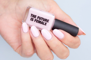 Beauty // Nail Art Trend: Soft Pink Nails