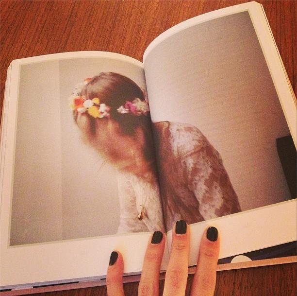 alexa chung instagram book IT