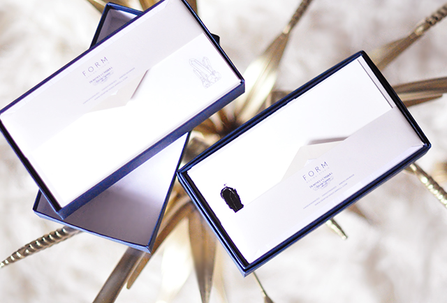 Simple Chic Stationery by FORM Design Studio