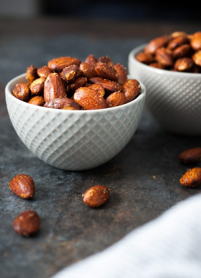 How-to Make Spice-Roasted Almonds for the Perfect Snack ...
