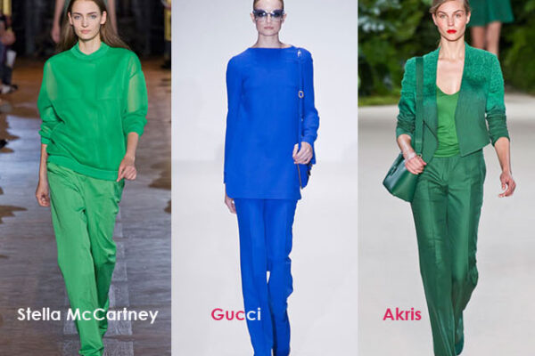 Spring Trends 2013 color