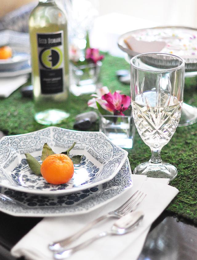 Spring tabletop