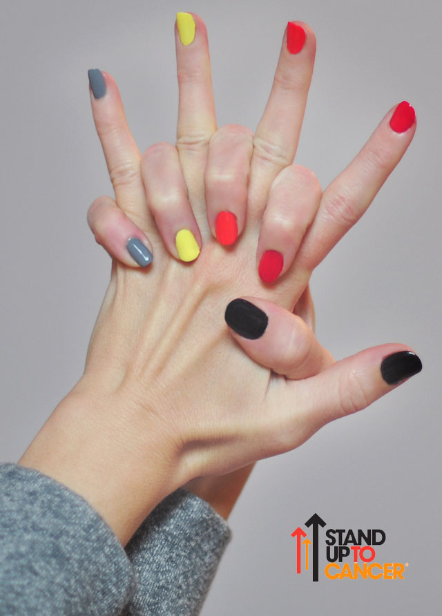 Nails for the Cause // Stand Up To Cancer | ...love Maegan