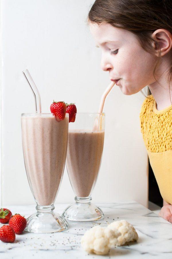 Strawberry-Cauliflower-Smoothie-recipe