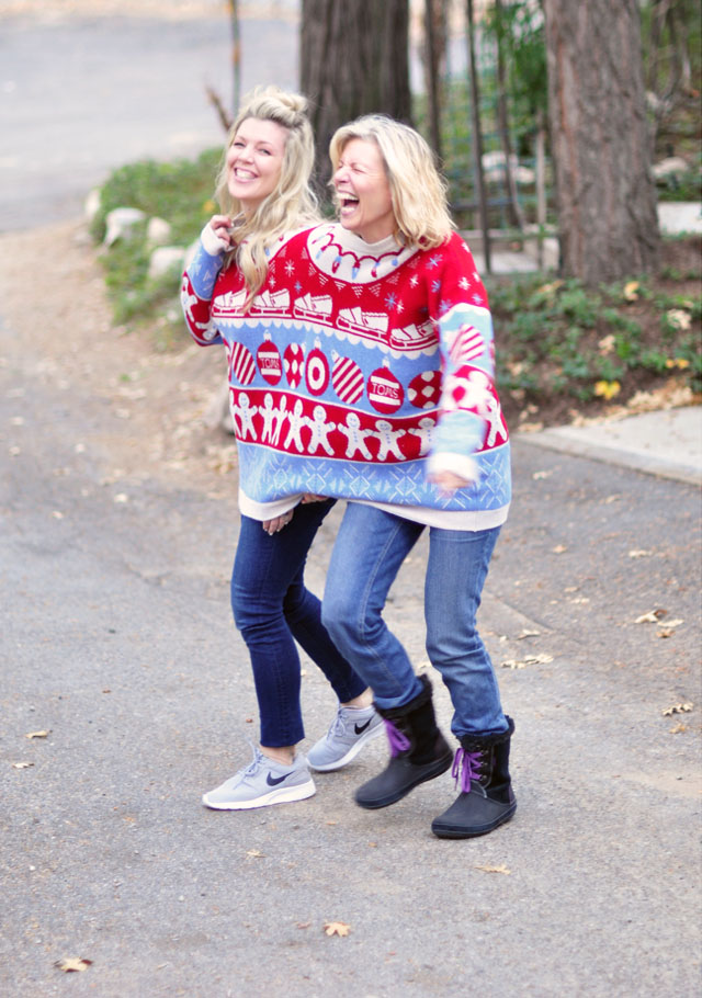 TOMS Target Together Sweater