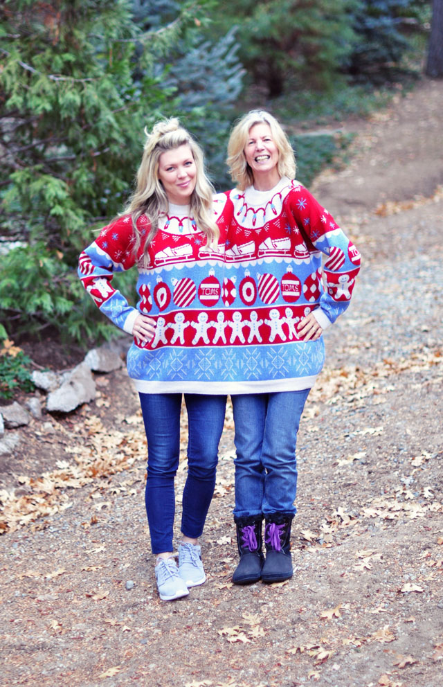 Happy National Ugly Christmas Sweater Day Love Maegan
