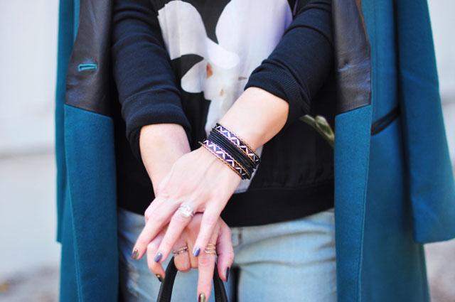 Target Style-Altuzarra-bracelets-teal coat