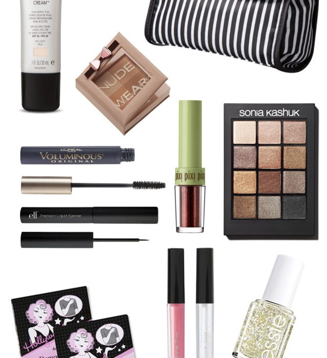 Target Style Holiday Beauty Packing Preview