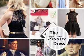 Mood Board // The Shelby Dress {I'm Designing – EEK!}