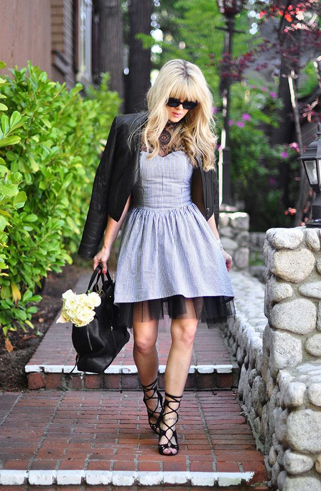 The Shelby Dress by Maegan Tintari