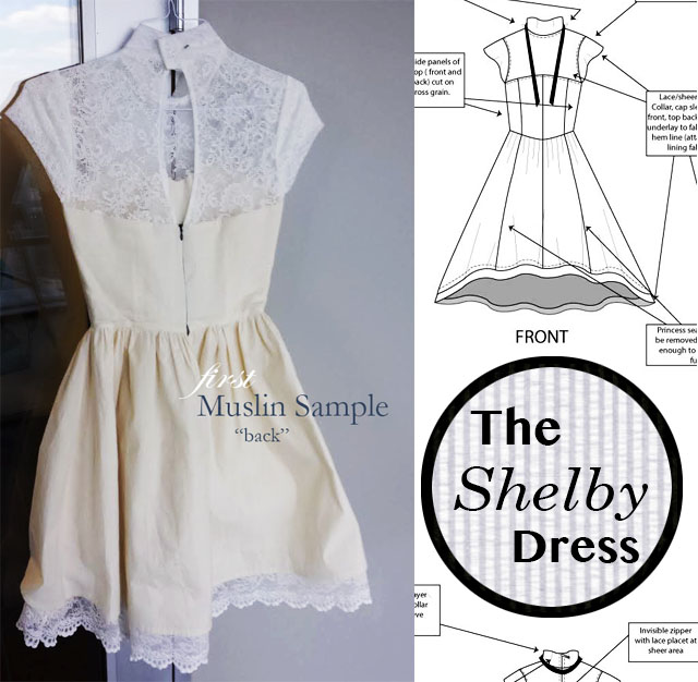 The Shelby Dress_Design Details_