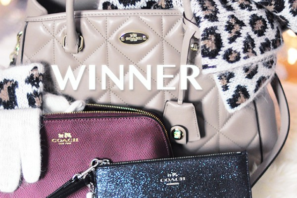 WINNER_Coach bags giveaway_loveMaegan