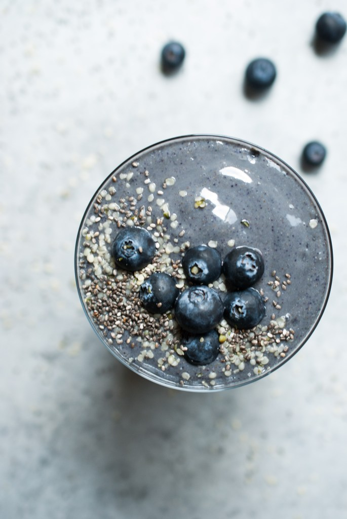 Wild-Blueberry-Zucchini-Smoothie