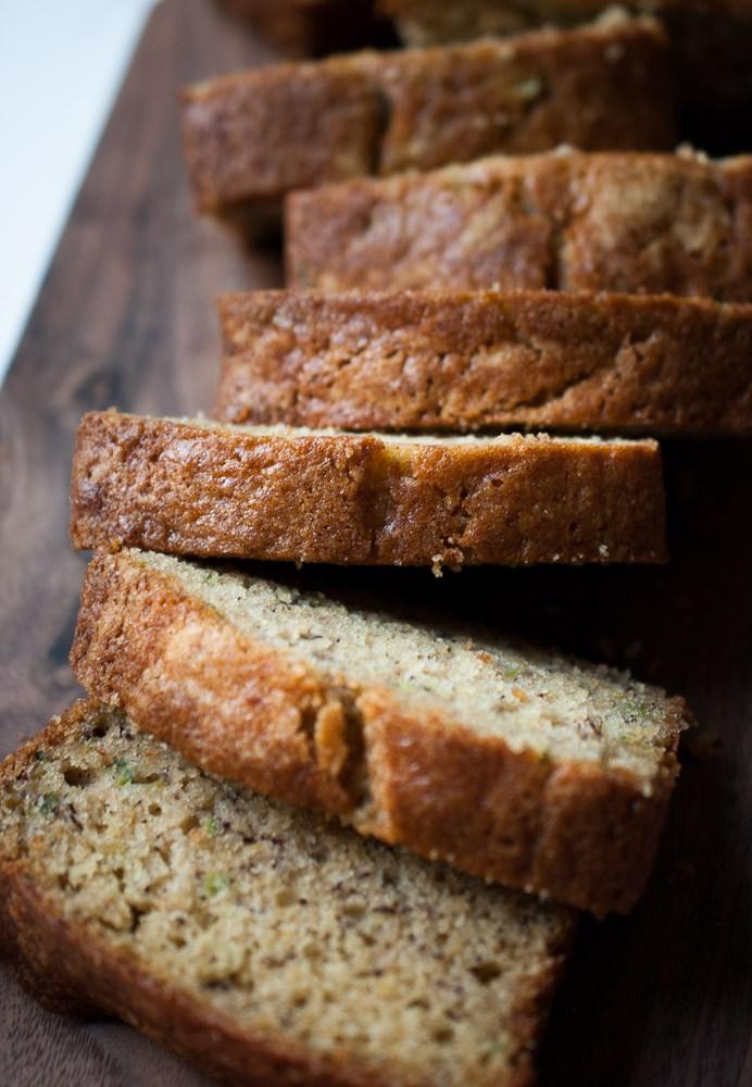 Zucchini Toasts Recipe — Dishmaps