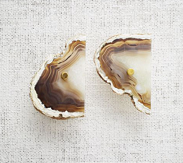 Decor Finds | Agate Knobs & Pulls from West Elm | ...love Maegan