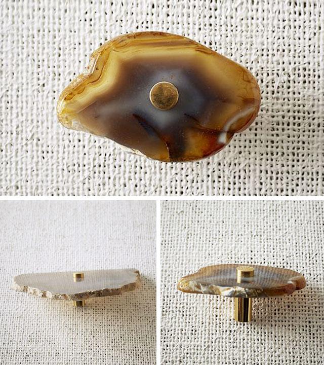 agate knobs pulls handles