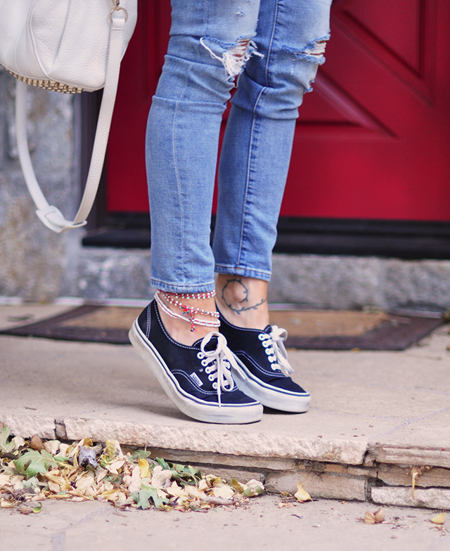authentic lace up vans_anklet_alexander wang bag
