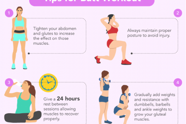 best butt workouts for a nice ass