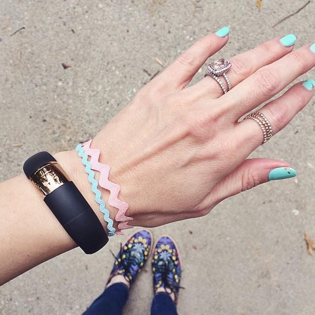 bracelet on wrist - photo #14
