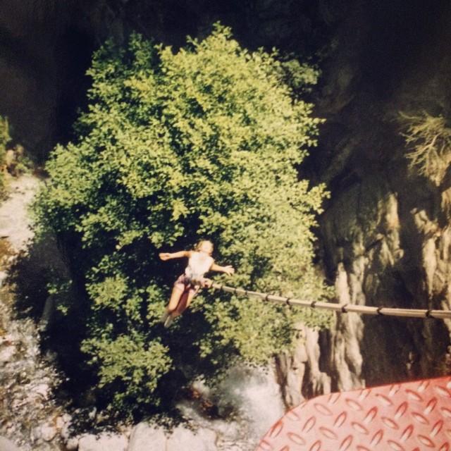 bungee jumpin