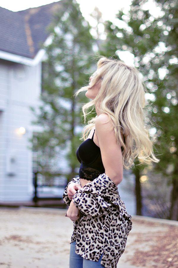 bustier-bra-and-leopard-shirt
