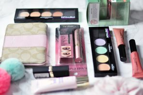 Holding Onto Summer Giveaway! Coach + L'Oreal Makeup