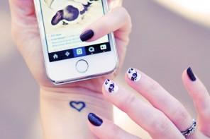 MyNCLA Custom Nail Art Wraps Manicure