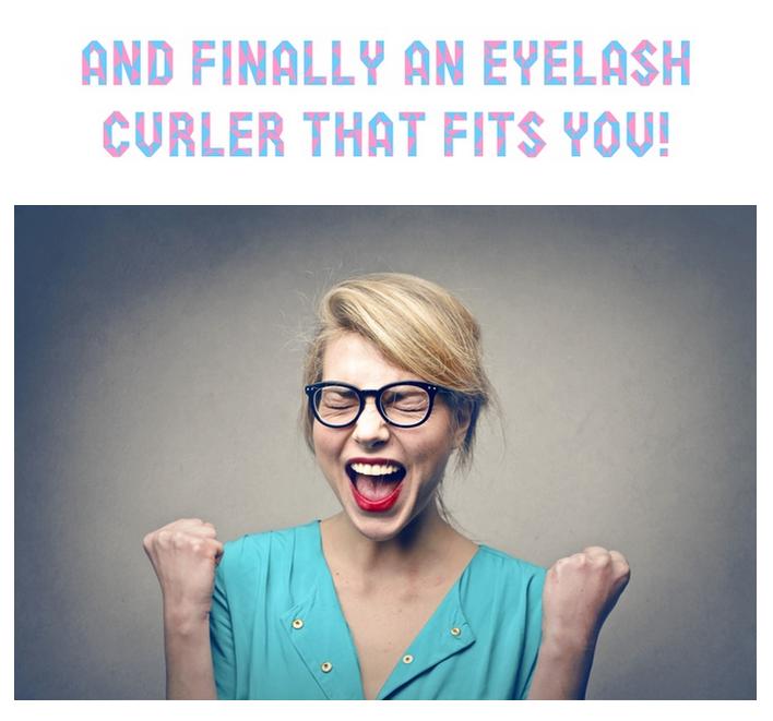 customized eyelash curler