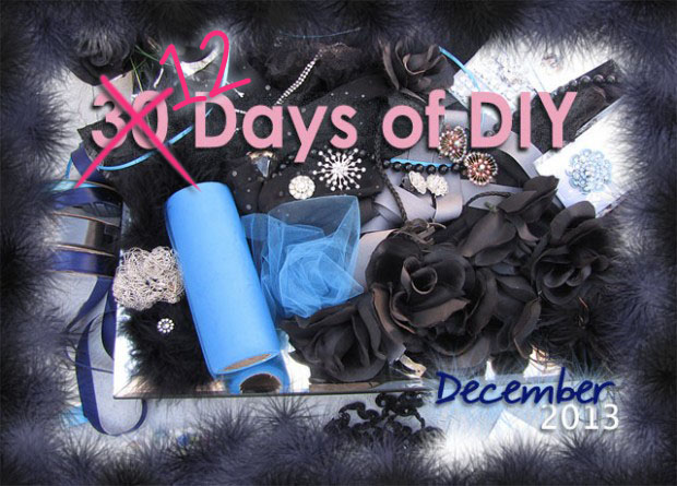 days-of-DIY-december