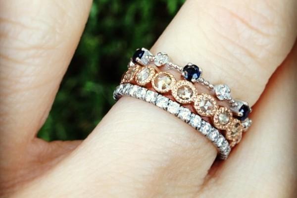 diamond rings-infinity bands
