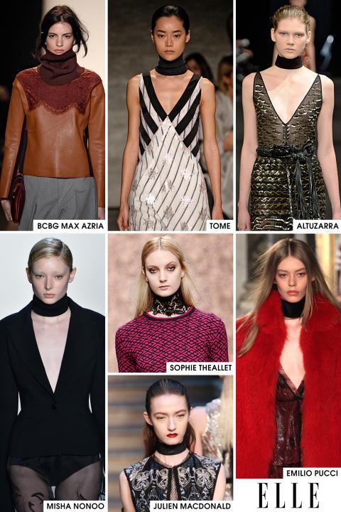 Fashion DIY Hacks! Turtleneck Choker - Fall 2015 Trends