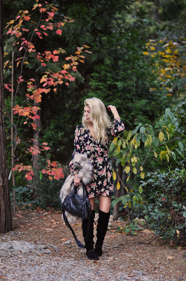 fall-style-dress-with-boots