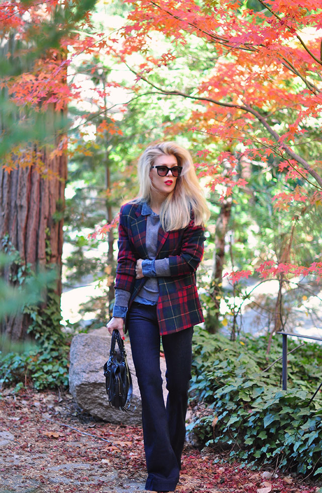 fall-style_denim-flares-and-plaid