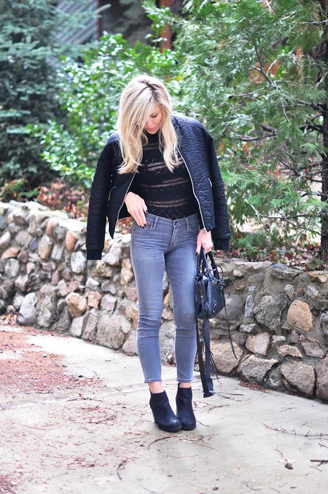 grey jeans_bomber jacket_bodysuit