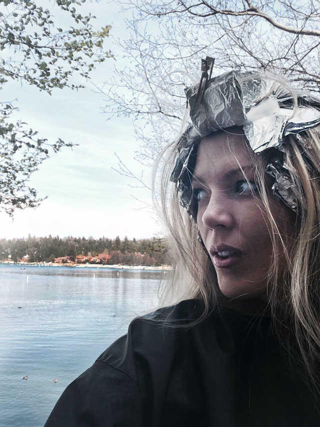 hair done on the lake