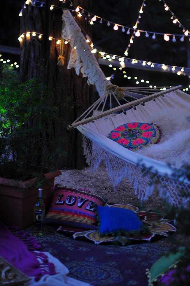 hammock at night 2